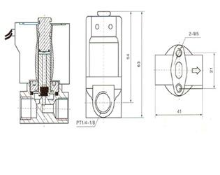 RSSM外形尺寸图